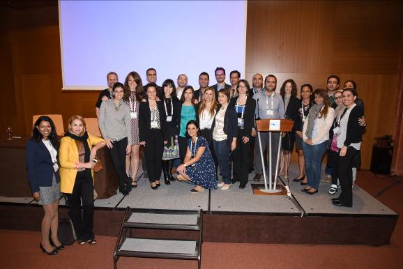 1st Joint ECTRIMS/MSIF Fellowship Alumni Reception 2015