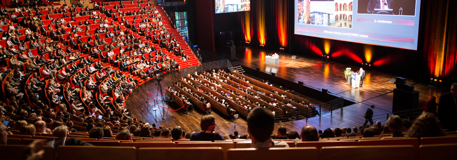 The ECTRIMS 2013 congress was an outstanding success with a new record of participants! - Prof. Dr. Maria Trojano, President, European Committee for Treatment and Research in Multiple Sclerosis